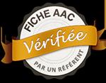 Fiche AAC vérifiée par un référent