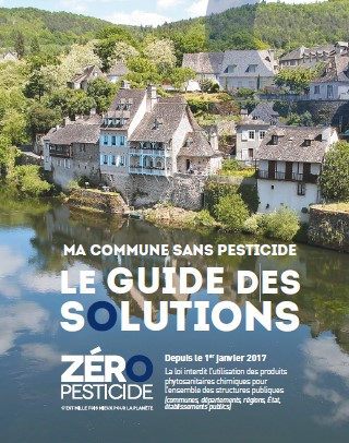 Ma commune sans pesticide- Le guide des solutions