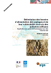 Délimitation des bassins d'alimentation des captages et de leur vulnérabilité vis-à-vis des pollutions diffuses. Application du guide méthodologique sur des bassins test.