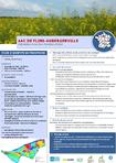 Flins-Aubergenville: Délimitation d'une Zone Prioritaire d'Action