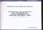 DIAGNOSTIC DE POLLUTION PAR LES PRODUITS PHYTOSANITAIRES DU CAPTAGE DE TREUX (80): RESUME ET FIGURES EXTRAITS DU RAPPORT DEFINITIF RAS.192A