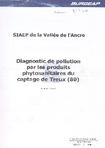 DIAGNOSTIC DE POLLUTION PAR LES PRODUITS PHYTOSANITAIRES DU CAPTAGE DE TREUX (80): RAPPORT DEFINITIF