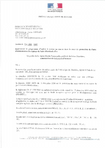 Arrêté approuvant le programme d'action à mettre en oeuvre dans la zone de protection de l'aire d'alimentation du captage de Saint-Martin-du-Bec