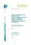Guide d'utilisation de l'outil BUVARD pour le dimensionnement des bandes tampons végétalisées destinées à limiter les transferts de pesticides par ruissellement