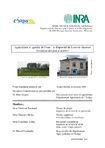 Agriculture et qualité de l'eau: le dispositif de Lons-le-Saunier. Évolution des jeux d'acteurs