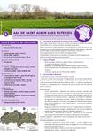 AAC DE SAINT AUBIN SARS POTERIES: Dynamique partenariale pour la protection de la ressource en eau