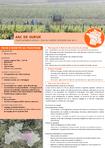 AAC DE GUEUX: expérimentation viticole « Suivi du matériel d'entretien des sols »