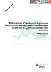 METHODOLOGIE D'AJUSTEMENT DES MASSES D'EAU SOUTERRAINE DU BASSIN LOIRE-BRETAGNE A PARTIR DES NOUVELLES CONNAISSANCES