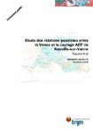 Etude des relations possibles entre la Vanne et le captage AEP de Neuville-sur-Vanne. Rapport final.