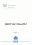 Hydrogéologie, environnement et risques de pollution du captage d'Autreville (Vosges).