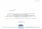Captage de la source du lavoir à Jours-les-Baigneux (Côte-d'Or)- Environnement du captage, détermination du bassin d'alimentation et propositions de mesures à prendre en vue d'améliorer sa protection.