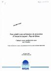 Note relative aux périmètres de protection d'Anzat-le-Luguet (Puy-de-Dôme). Captages pour le syndicat des eaux du Cézallier.