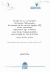 Identification et cartographie des bassins d'alimentation des captages ou zones de captages AEP d'eaux souterraines dépassant 50 mg/l en nitrates et/ou 0,2 ug/l en phytosanitaires dans la région des pays de la Loire. Appui à la Police de l'Eau.