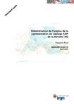 Détermination de l'origine de la contamination du captage AEP de la Bohalle (49). Rapport final.
