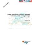 Contrôle de la salinité de la nappe phréatique d'Alsace en aval du bassin potassique. Campagne d'automne 2004. Compléments des mesures électriques sur les secteurs d'Ensisheim, d'Ungersheim et du Hettenschlag. Rapport final.