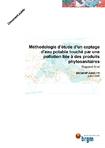 Méthodologie d'étude d'un captage d'eau potable touché par une pollution liée à des produits phytosanitaires. Rapport final.