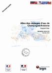 Atlas des captages d'eau de Champagne-Ardenne. Rapport final