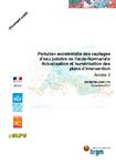 Pollution accidentelle des captages d'eau potable de Haute-Normandie: Actualisation et numérisation des plans d'intervention- Année 3.