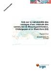 Avis sur la vulnérabilité des captages d'eau minérale des communes de Beauregard-Vendon, Châtelguyon et Le Mont-Dore (63). Rapport final.