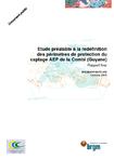 Etude préalable à la redéfinition des périmètres de protection du captage AEP de la Comté (Guyane). Rapport final.