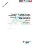 Modalités de captage des eaux souterraines à la Réunion. Analyse critique de l'existant (techniques, coûts, opérateurs). Rapport final.