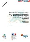Etude des bassins d'alimentation des 2 captages du bassin versant du Mro Oua Méresse- Mayotte (délimitation, vulnérabilité, pressions). Rapport final.