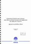 Expertise de l'état des puits et forages situés dans le périmètre de protection rapprochée du captage des Feugerets-post 01/07/1989 Appenai-sous-Bellême (Orne).