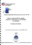 Etude de vulnérabilité des captages destinés à l'Alimentation en Eau Potable à La Réunion. Commune de Salazie.