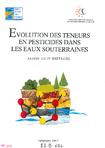 EVOLUTION DES TENEURS EN PESTICIDES DANS LES EAUX SOUTERRAINES: BASSIN LOIRE BRETAGNE- CAMPAGNE 1997