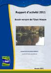 BASSIN VERSANT DE L'OUST MOYEN: RAPPORT D'ACTIVITE 2011