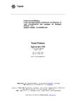 COMMUNE DE BALBIGNY: ETUDE HYDROGEOLOGIQUE PRELIMINAIRE DE DEFINITION DE L'AIRE D'ALIMENTATION DES CAPTAGES DE BALBIGNY