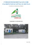 Etude environnementale sur l'aire d'alimentation du captage de Carrouis, commune de Beganne