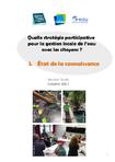 Quelle stratégie participative pour la gestion locale de l'eau avec les citoyens