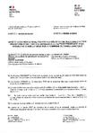 Arrêté inter-préfectoral relatif à la délimitation de la zone d'action prioritaire et de l'aire d'alimentation du captage prioritaire d'eau potable de Chozelle situé sur la commune de Tignieu-Jameyzieu