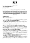 Arrêté préfectoral N°2012037-0014 portant correction d'erreurs matérielles dans l'arrêté préfectoral n°2012027-0036 du 27 janvier 2012 relatif à la délimitation de la zone de protcetion de l'aire d'alimentation du captage d'eau potable des Chirouzes